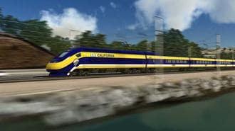 カリフォルニア高速鉄道、日本勢の勝機は?