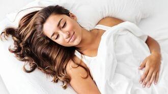 眠れない夜にベッドでできる「瞑想」テクニック