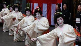 福岡「博多芸妓」の江戸時代に遡る意外な原点