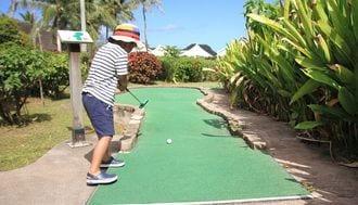 「ゴルフに夢を見る」親が心得ておきたいこと