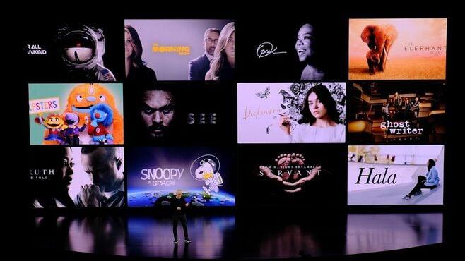 アップルが動画サービスを無料で提供する理由