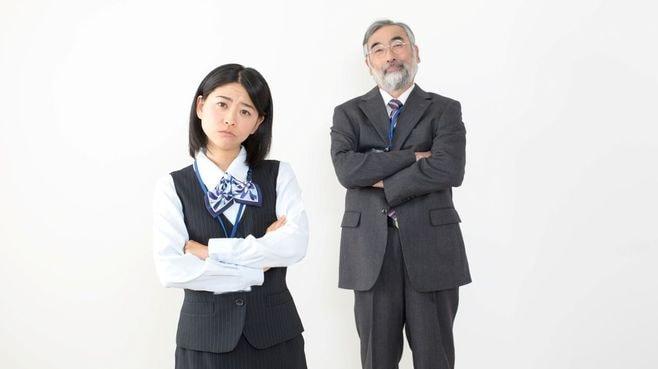 上司を「生理的に嫌い」になる女性の心理