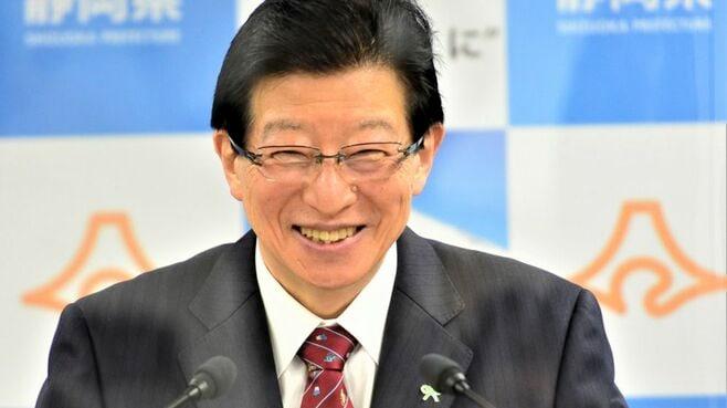 「静岡リニア」川勝知事、ダム取水になぜ沈黙?