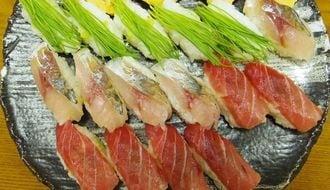 「1800円食べ放題」のすごい寿司屋があった!