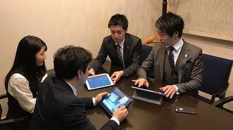 積水ハウス、「iPad」が可能にした震災対応