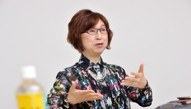 """南場氏「日本の""""ガルル型""""教育を変えよ!」"""