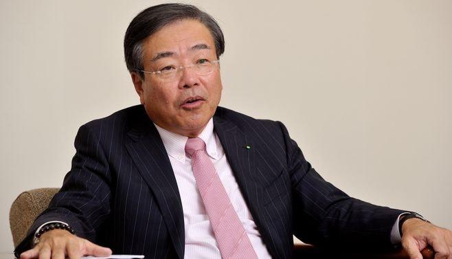 """中国市場は""""捨てる""""、日本触媒の自信"""