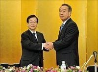 中央三井トラストHLDと住友信託銀行が統合最終合意、メガバンク系にない独自色は出せるか