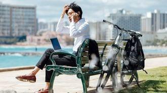 休暇中にも仕事「ワーケーション」に賛否両論