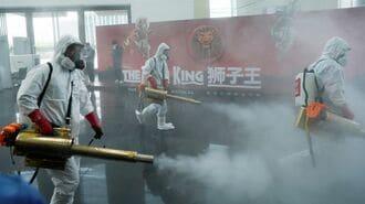 中国が「新型コロナに勝利」を強調する事情