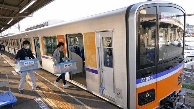 電車が運んできたキャベツはなぜ「おいしい」のか