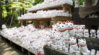 Gotoku-ji and the Story of the Maneki Neko