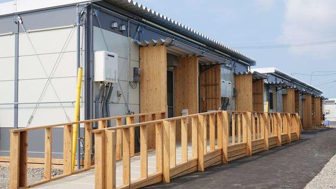 災害時に慌てて仮設住宅を作るのはやめよう