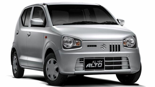 スズキ「アルト」がパキスタンでバカ売れの理由