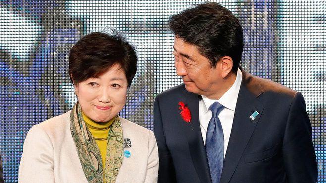 安倍首相は小池代表と11月「電撃和解」する?