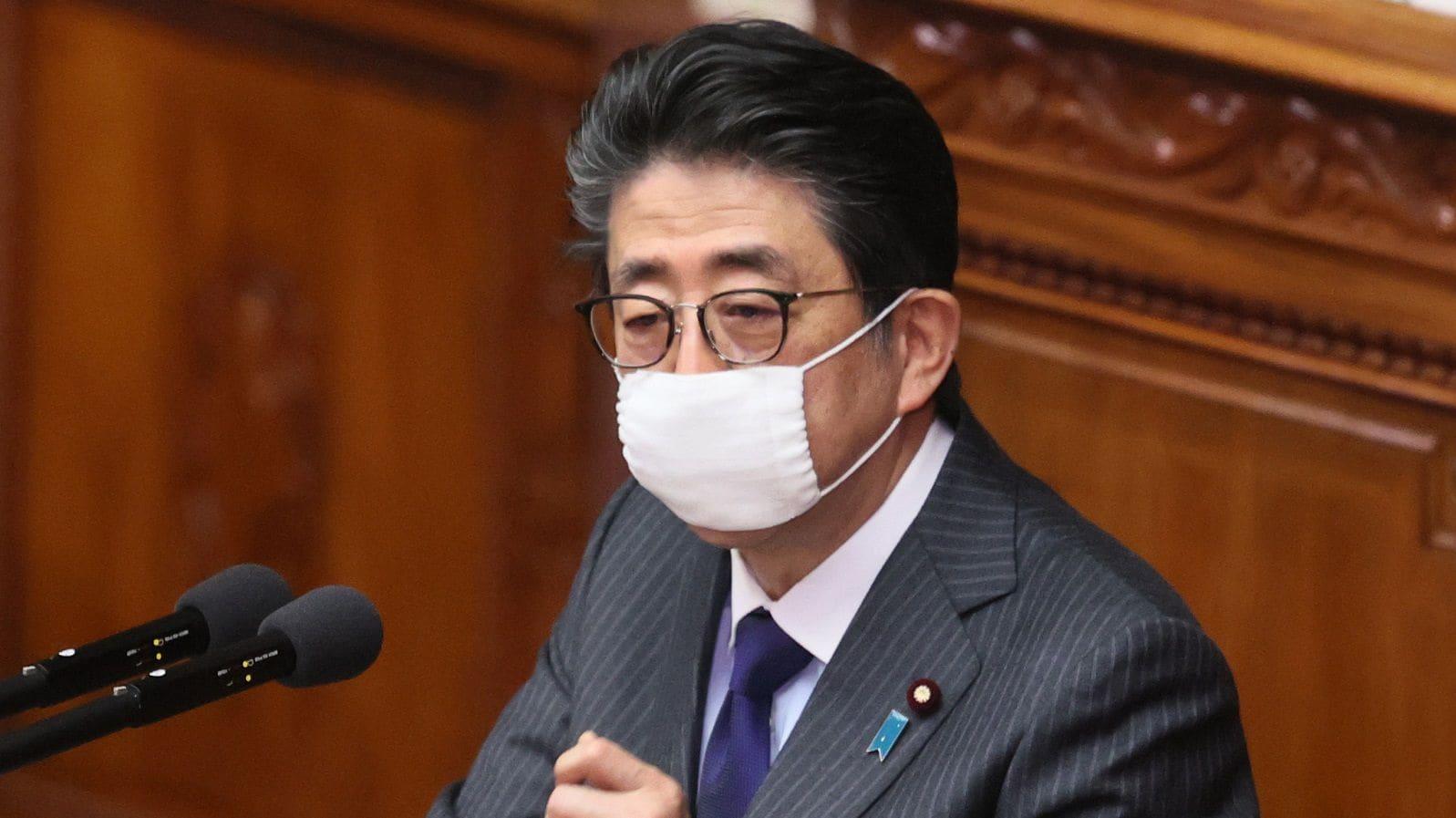 マスク 安倍 安倍首相の主張「アベノマスクで在庫放出に成果」が怪しい訳