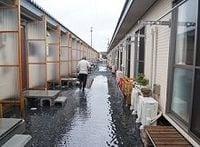 震災仮設住宅の住環境改善で、宮城県の取り組み遅れが鮮明