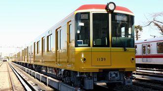 銀座線の「レール幅」はなぜ新幹線と同じなのか