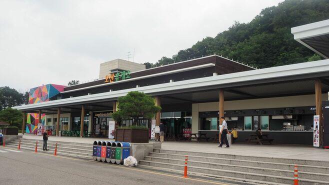 「韓国の高速道路」は日本と何が異なるのか