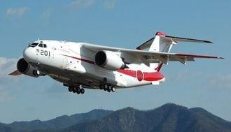 C-2輸送機の輸出構想は、「画に描いた餅」