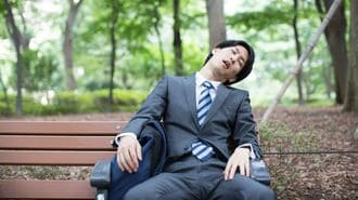 日本人男性の「時間の使い方」が残念なワケ