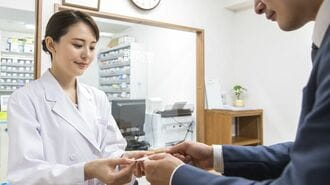 薬剤師が「処方箋の裏側」で密かに担う重責