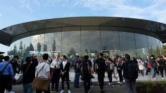 新型iPhoneは「発表会場」も史上最強だった