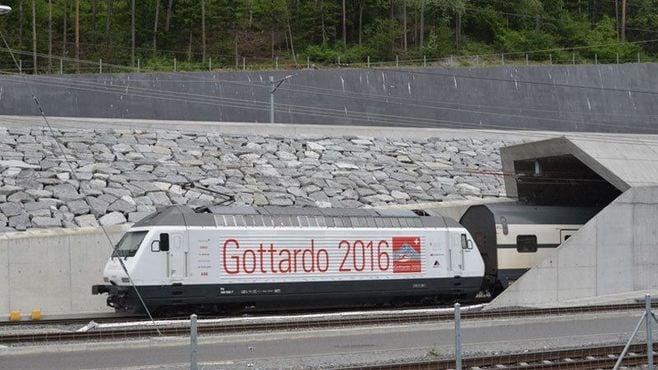 青函と違う「スイス世界最長トンネル」の実力