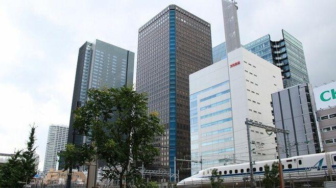 浜松町駅「世界貿易センター」再開発で何が変わる