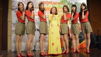 ベトナム「ビキニLCC」、日本でも旋風起こすか