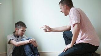 「圧倒的権力者」親たちが犯すとんでもない失敗