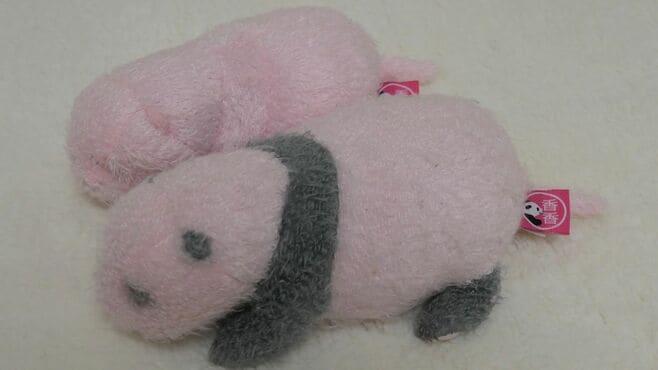 可愛くない「ピンクのパンダ」ヒットした裏側