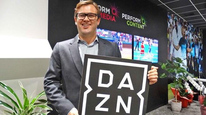 スポーツ配信DAZN、会員100万人突破のワケ