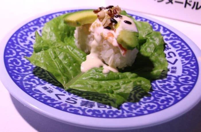 くら 寿司 ブロッコリー サラダ