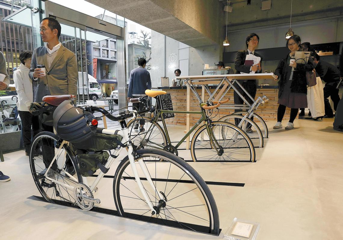 自転車の 自転車 販売店 大手 : ブリヂストンサイクル初の直営 ...