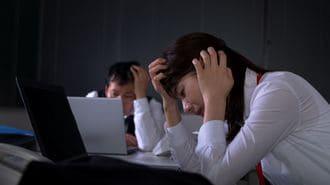 日本人の「短い睡眠」が危険領域に入ってきた
