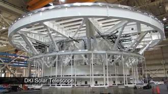 世界最大の太陽望遠鏡が可能にすること