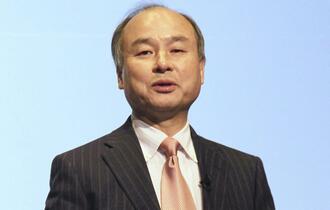 長者番付、日本人トップの孫正義氏は34位に