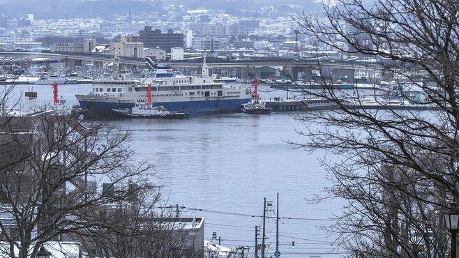 青函連絡船「摩周丸」、なぜ17年ぶりに動いた?