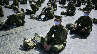 日本の自衛隊「最悪の事態」の備えが不可欠な訳