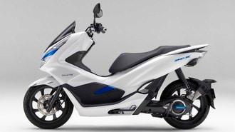 ホンダの「EVバイク」、真の狙い目はアジアだ
