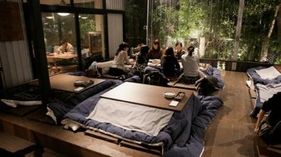 Best Kotatsu Cafés And Restaurants in Tokyo