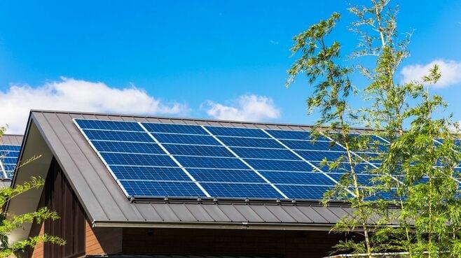 「太陽光発電2030年新築戸建て6割」が意味する事