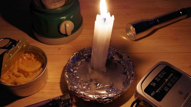 災害時に突然起きる「自宅の停電」への対処
