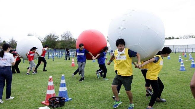 淡路島で熱狂する「運動会」世界大会の舞台裏
