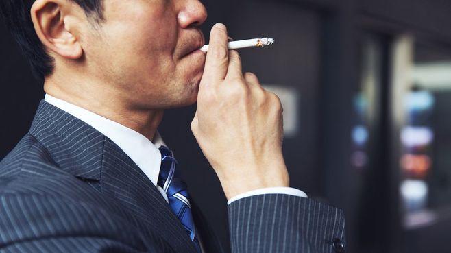 50歳を過ぎてイヤイヤ禁煙する必要などない