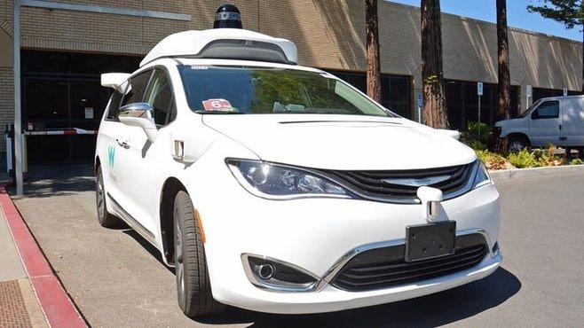 グーグルが生んだ「自動運転車」に乗ってみた