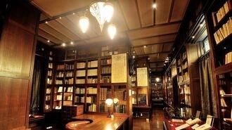 東池袋の住宅街に建つ「美しすぎる書斎」を探訪