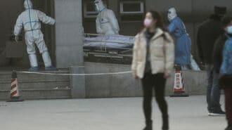 「武漢のリアル」配信した中国人2人が行方不明