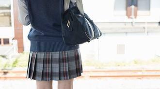 女子高生の「スカート」に映る不変のこだわり